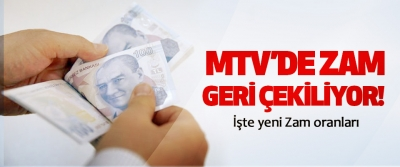 MTV'de Zam Geri Çekiliyor! İşte yeni Zam oranları