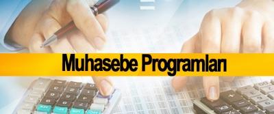 Muhasebe Programları