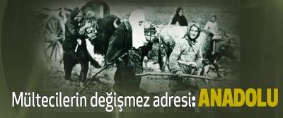Mültecilerin Değişmez Adresi: Anadolu