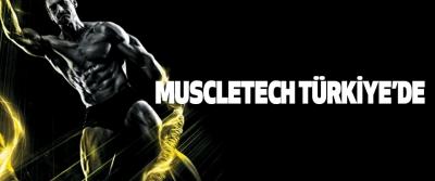 MuscleTech Türkiye'de