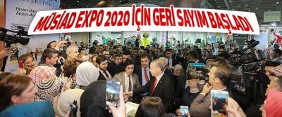Müsiad Expo 2020 İçin Geri Sayım Başladı
