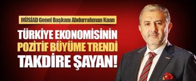 MÜSİAD Genel Başkanı Abdurrahman Kaan