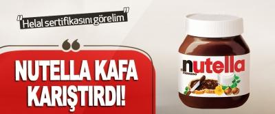 Nutella Kafa Karıştırdı!