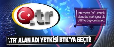 Odtü'nün '.TR' Alan Adı Yetkisi BTK'ya Geçti!