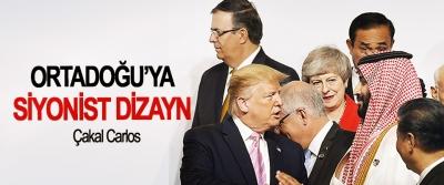 Ortadoğu'ya Siyonist Dizayn