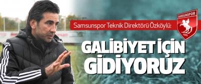 Osman Özköylü, Deplasmana Galibiyet İçin Gidiyoruz