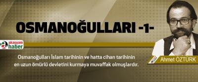 Osmanoğulları -1-