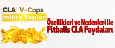 Özellikleri ve Nedenleri ile Fitballs CLA Faydaları
