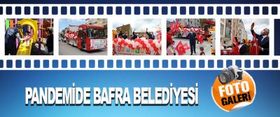 Pandemide Bafra Belediyesi