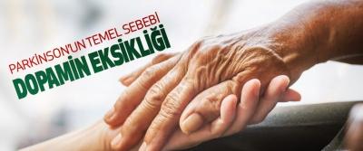 Parkinson'un Temel Sebebi Dopamin Eksikliği