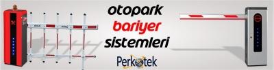 Perkotek Otopark Bariyer Sistemi