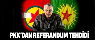 Pkk'dan Referandum Tehdidi