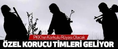 PKK'nın Korkulu Rüyası Olacak