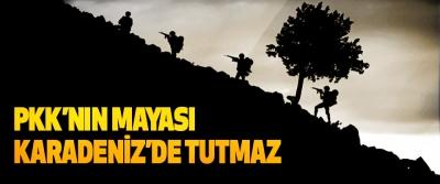 Pkk'nın Mayası Karadeniz'de Tutmaz