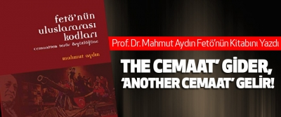 Prof. Dr. Mahmut Aydın Fetö'nün Kitabını Yazdı