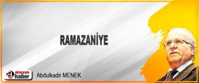Ramazaniye