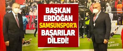 Reis Samsunspor'a Başarılar Diledi!