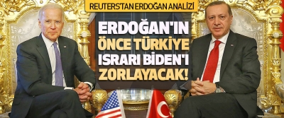 Reuters'tan Erdoğan Analizi