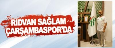 Rıdvan Sağlam Çarşambaspor'da