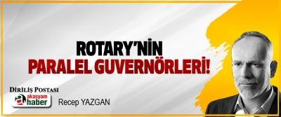 Rotary'nin paralel guvernörleri!