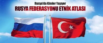 Rusya Federasyonu Etnik Atlası