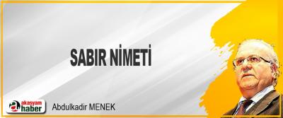 Sabır Nimeti
