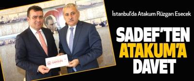 Sadef'ten Atakum'a Davet
