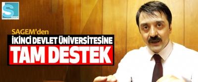 Sagem'den İkinci Devlet Üniversitesine Tam Destek