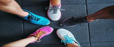 Sağlıklı Spor Ayakkabı Şıklığı