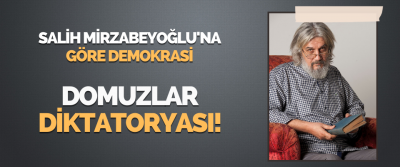 Salih Mirzabeyoğlu'na Göre Demokrasi