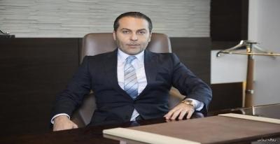 Samer FOZ ; Türkiye'de İnşaat Sanayi Yükselişte