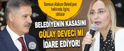 Samsun Atakum Belediyesi hakkında ilginç iddialar