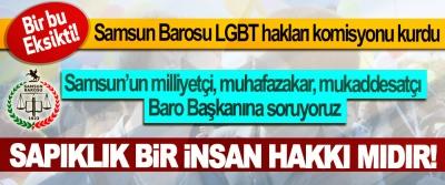 Samsun Barosu LGBT hakları komisyonu kurdu