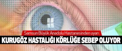 Samsun Büyük Anadolu Hastanesinden uyarı