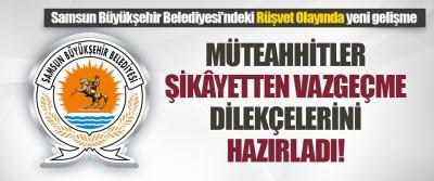 Samsun Büyükşehir Belediyesi'ndeki Rüşvet Olayında Yeni Gelişme