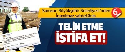 Samsun Büyükşehir Belediyesi'nden İnanılmaz sahtekârlık - 6