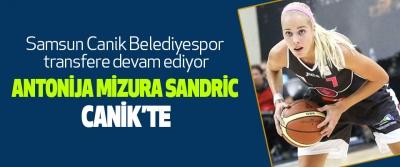 Samsun Canik Belediyespor transfere devam ediyor