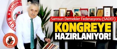 Samsun Dernekler Federasyonu kongreye hazırlanıyor!