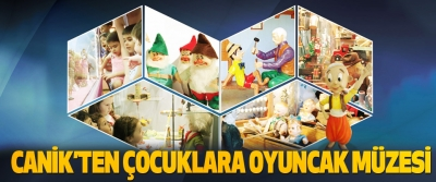 Samsun, Oyuncak Müzesi'ne kavuşacak