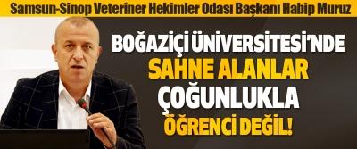 Samsun Sinop Veteriner Hekimler Odası Başkanı Habip Muruz