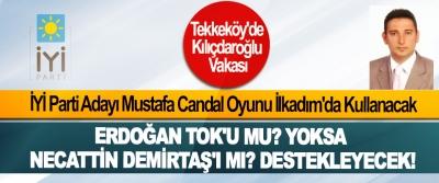 Samsun Tekkeköy'de Kılıçdaroğlu Vakası