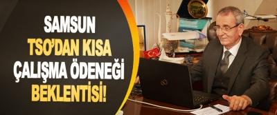 Samsun TSO'dan Kısa Çalışma Ödeneği Beklentisi!