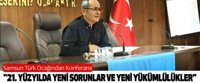Samsun Türk Ocağından