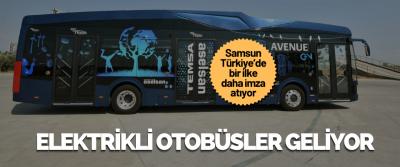 Samsun Türkiye'de Bir İlke Daha İmza Atıyor