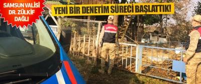 Samsun Valisi Dr. Zülkif Dağlı