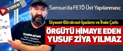 Samsun'da FETÖ Üst Yapılanması