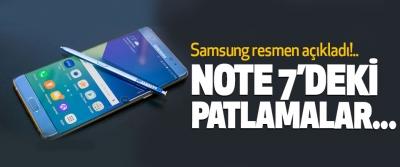 Samsung resmen açıkladı!..