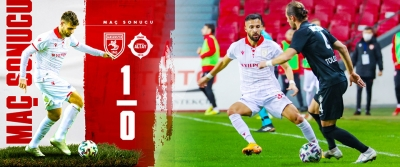 Samsunspor 1-0 Altay