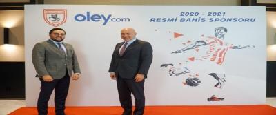 Samsunspor Klübü Oley.com İle Anlaşma İmzaladı