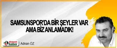 Samsunspor'da bir şeyler var ama biz anlamadık!
